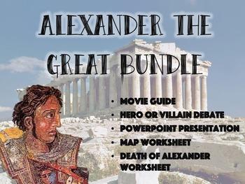 Alexander the Great Bundle