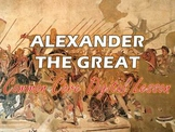 Alexander the Great Common Core Digital Lesson