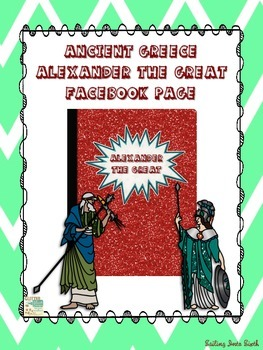 Alexander the Great - Facebook Page Activity