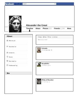 alexander the great timeline worksheet pdf
