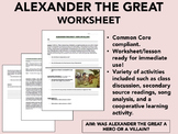 Alexander the Great - Hero or Villain? - Global/World Hist