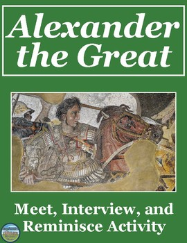 Alexander the Great Interview Review Activity