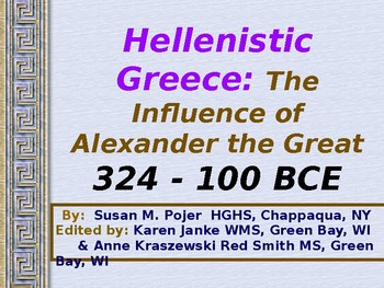 Alexander the Great Power Point