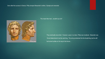 Alexander the Great Slideshow
