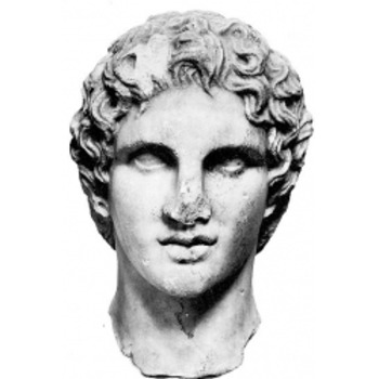Alexander the Great  - Text and Exercise Sheets