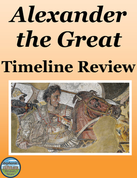 Alexander the Great Timeline Review