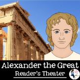 Alexander the Great and Ancient Greece Reader's Theater Skit