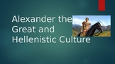 Power Point on Alexander the Great and Hellenistic Culture