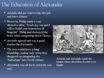 Alexander the Great and Spread of Hellenism