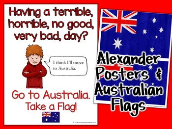 Alexander & the Terrible Horrible No Good Very Bad Day Flag Management Tool