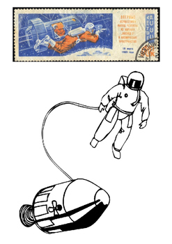 Alexey Leonov  - First Space Walk Word Search