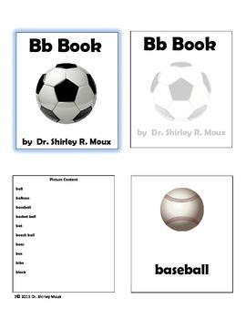 Alfabéa Bb Book