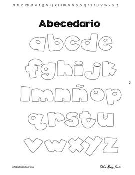 Alfabetizar es facil