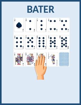 Alfabeto (Alphabet in Portuguese) Slap game