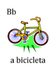 Alfabeto (Alphabet in Portuguese) Posters