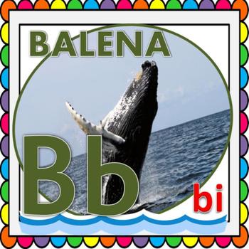 Italian: Alfabeto Animale