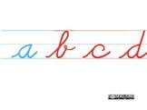 Alfabeto Pared