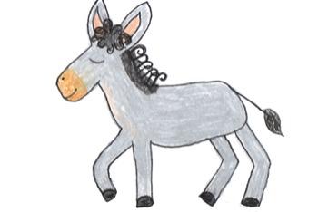 Alfabeto de animales Interactive powerpoint activity