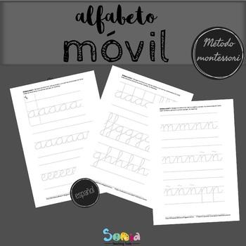 Alfabeto móvil en español