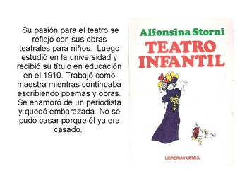 Alfonsina Storni (breve biografía)