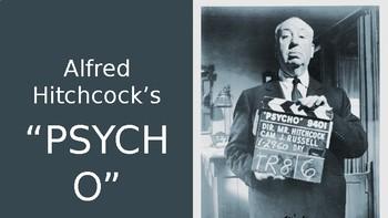 """Alfred Hitcock's """"Pscyho"""""""