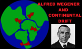 Alfred Wegener, Continental Drift and Plate Boundaries FULL LESSON PLAN!