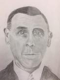 Alfred Wegener Sketch