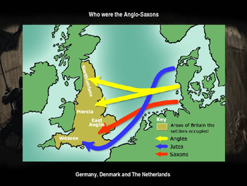 Alfred the Great - Early English History - Saxons
