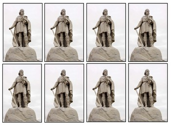 Alfred the Great Picture Handout