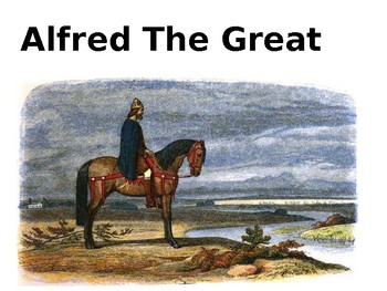 Alfred the Great Source Analysis Activity