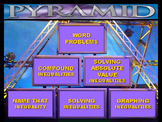 Alg 1 -- Inequalities Review (100,000 Pyramid)