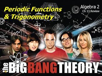Alg 2 -- Periodic Functions & Trigonometry