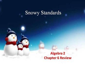 Alg 2 -- Polynomials & Polynomial Functions