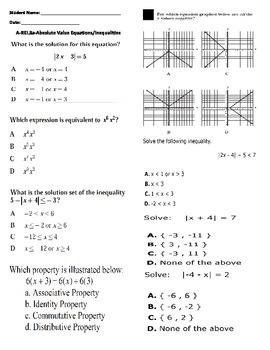 Alg1_A-REI.3a_Assessment_Quaducation