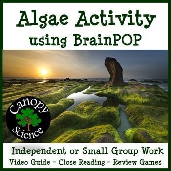 Algae BrainPOP