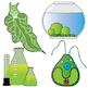Algae Clip Art Set