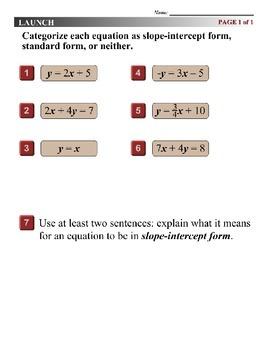 Algebra 1 (5.06) DRAFT: Graphing Linear Inequalities in Standard Form