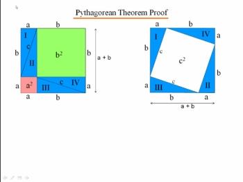 Algebra 1: 810 Pythagorean Theorem