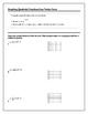 Algebra 1/Algebra 2 Tutorial: Graphing Quadratics from Ver