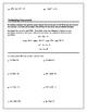 Algebra 1/Algebra 2 Tutorial: Multiplying Polynomials