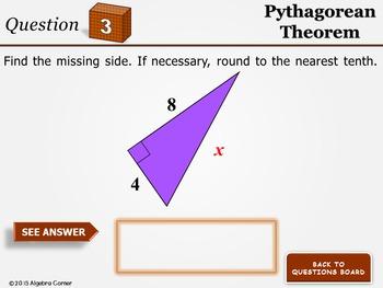 Algebra 1 BINGO Bundle