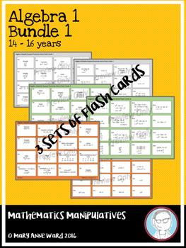 Algebra 1 Bundle 1