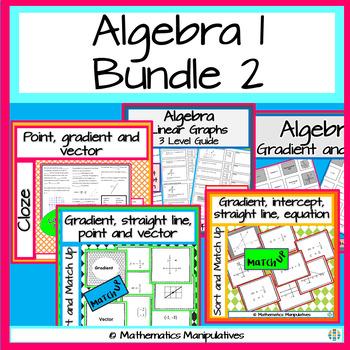 Algebra 1 Bundle 2