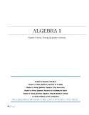 ~ Solving Quadratic Equations~Alg 1~ Chapter 9 Notes ~Big