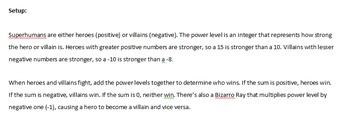 Algebra 1 Complete Lesson: Integers