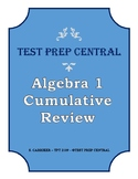 Algebra 1 - Cumulative Review