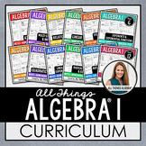 Algebra 1 Curriculum
