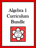 Algebra 1 Curriculum Bundle (All Year)