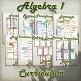 Algebra 1 Curriculum - (Guided Notes and Practice)