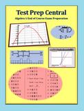 Algebra 1 - EOC Prep Bundle